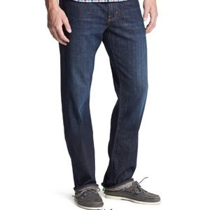 Adriano Goldschmied Protege Straight Leg Jeans.